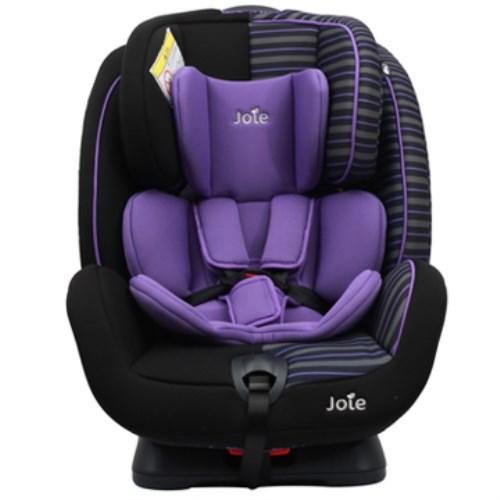 【奇哥】Joie 0-7歲成長汽座-紫★73折↘送銀離子抗菌防踢毯