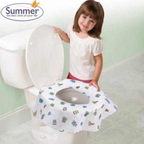 Summer Infant 環保拋棄式馬桶座墊10入